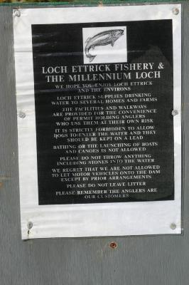 notice at loch_ettrick