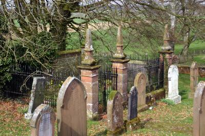 Graveyard at Applegarthtown
