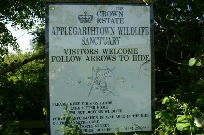 AppleGarthtown Wild life Sanctuary