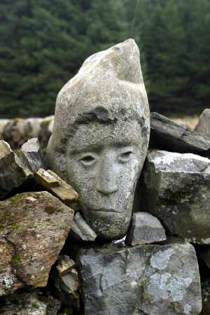 black_loch Sculpture