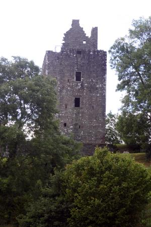 Cardoness Tower house