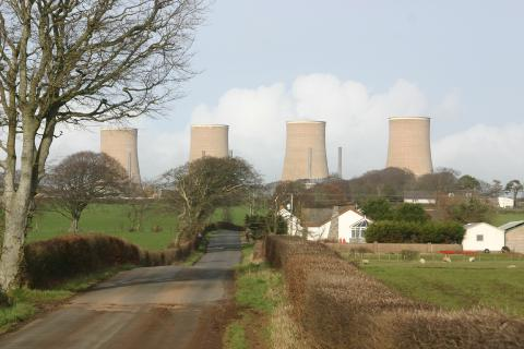 Chapelcross power station
