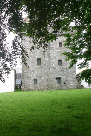 Drumcoltran tower