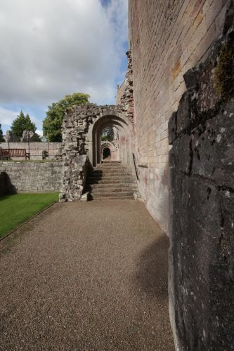Views of Dryburgh Abbey
