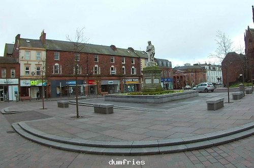 Burns square