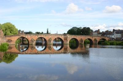 The River Nith @ Dumfries
