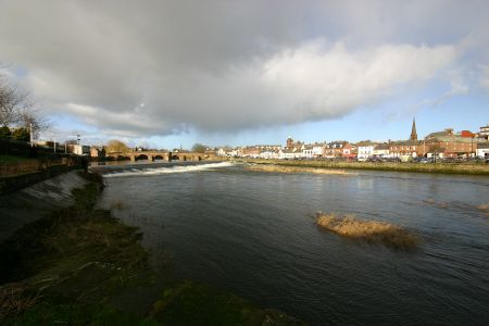 The Sands and the Nith