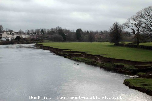Erosion on The Nith