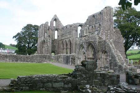 Dundrennan Abbey