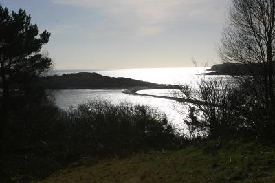 View of The Solway Estuary @ Kippford