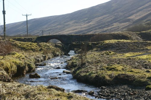 leadhills stream