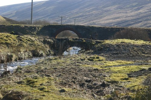 leadhills river