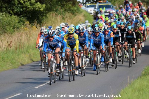 Tour of Brittain 2012
