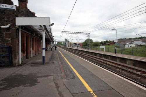 Station lockerbie