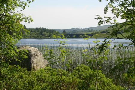 Stroan Loch on The raiders Trail
