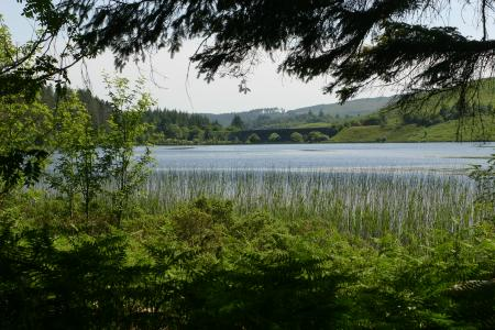 Stroan Loch on  Raiders Trail