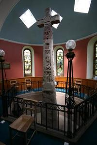 Ruthwell Cross Dates